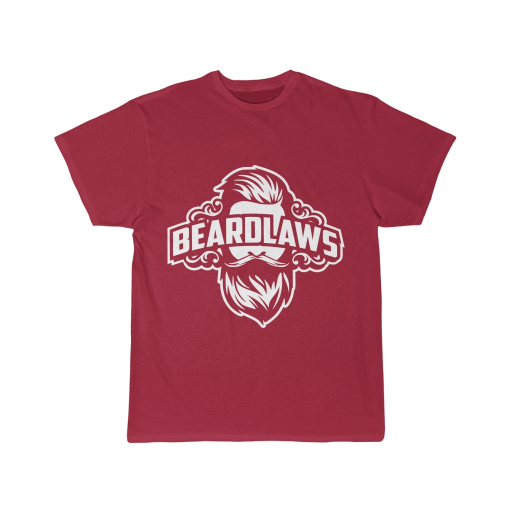 Beard Laws Men's Short Sleeve Tee