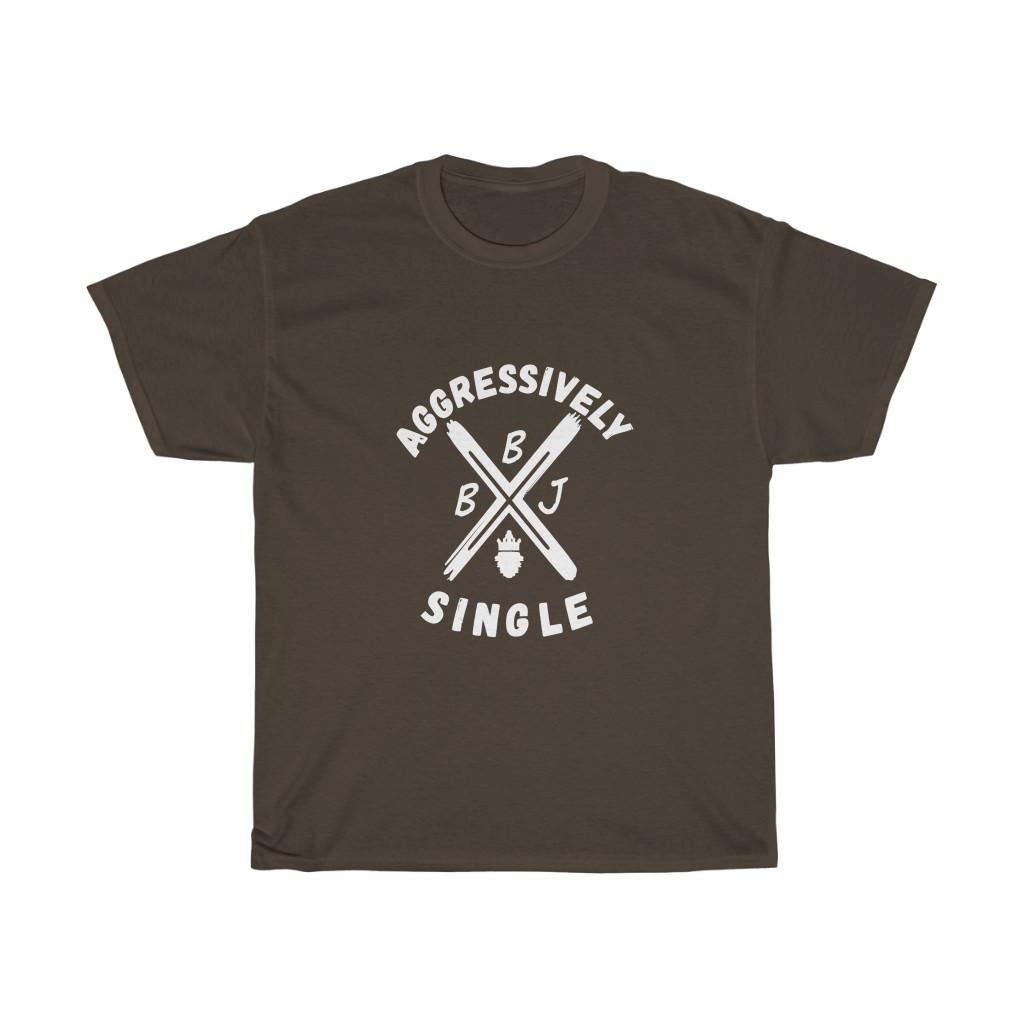 BBJ Aggressively Single Tee
