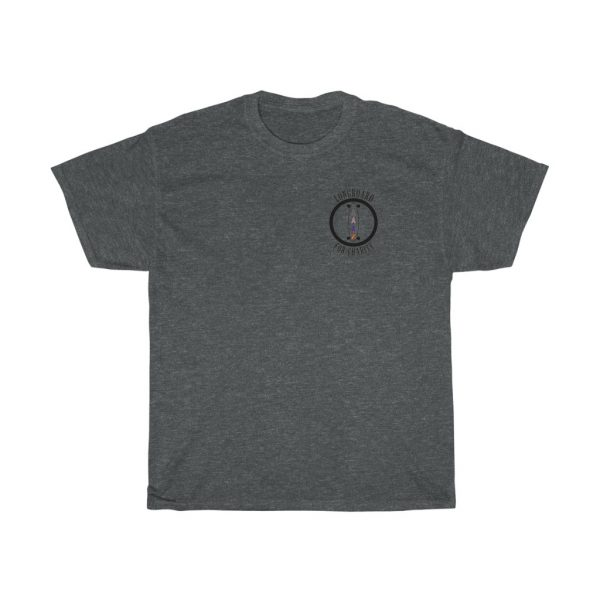 Longboard For Charity Two Sided Tee
