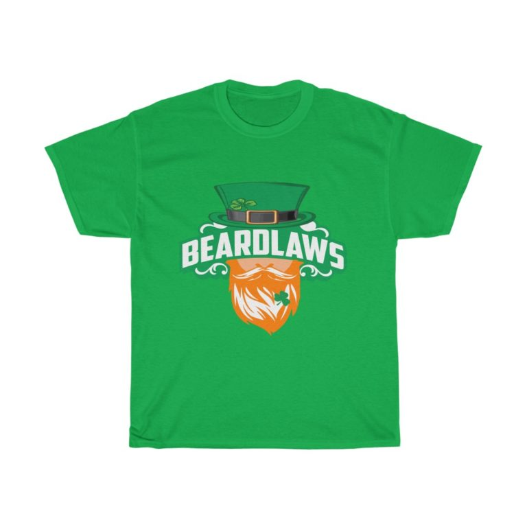 St Patrick's Day II Heavy Cotton Tee