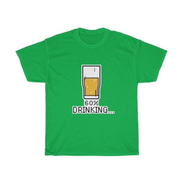 60% Drinking...