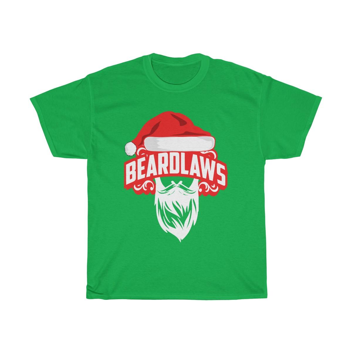 Beard Laws Christmas Cotton Tee
