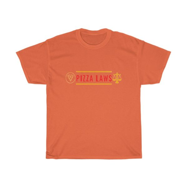 Pizza Laws Tee