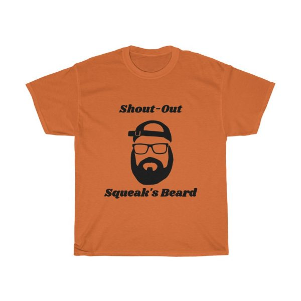 Shout-Out Squeaks beard