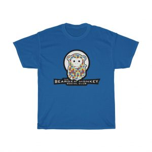 The Bearded Monkey Social Club Autism Tee