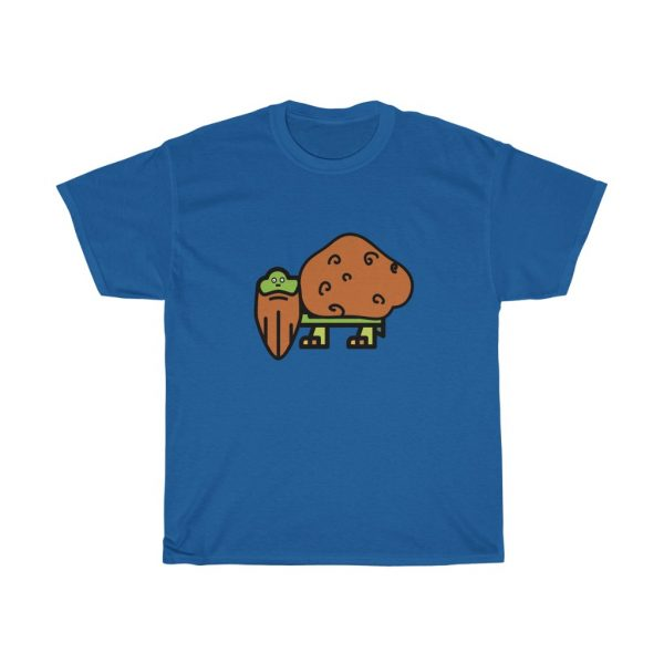 Bearded Tater Turtle Tee