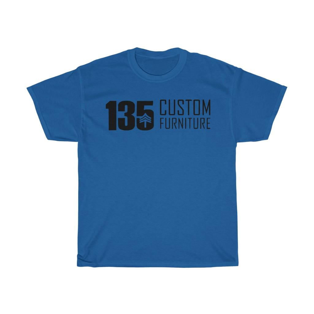 135 Custom Furniture Tee