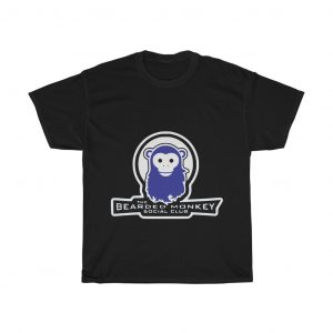 The Bearded Monkey Tee