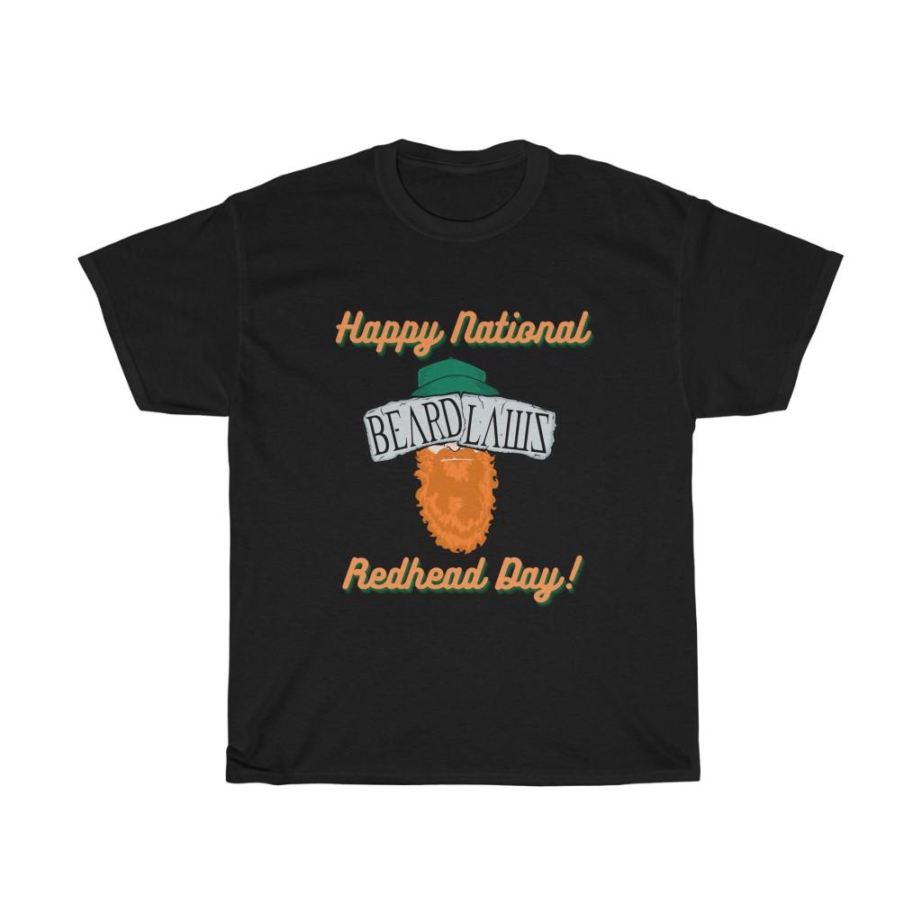 National Redhead Day Tee