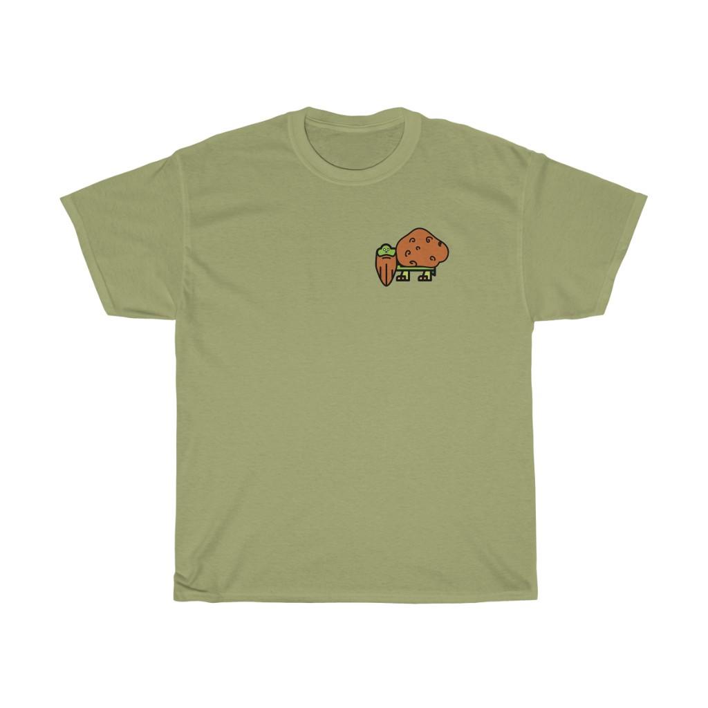 Bearded Tater Turtle Tee (Beard Friendly)