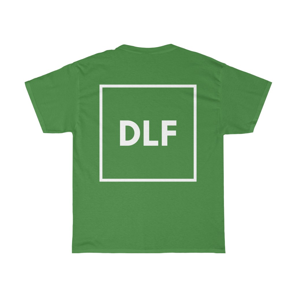 DLF Tee Two Sided
