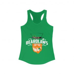 St Patricks Day Racerback Tank