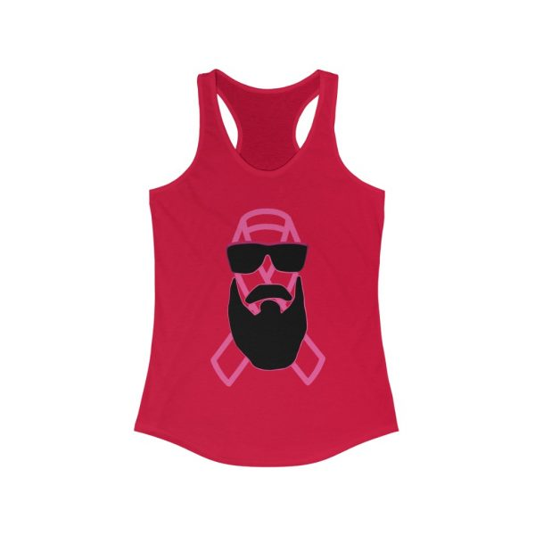 CT Breast Cancer Women's Tank