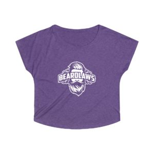 Beard Laws Women's Tri-Blend Dolman
