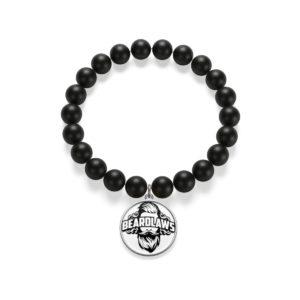 Beard Laws Matte Onyx Bracelet
