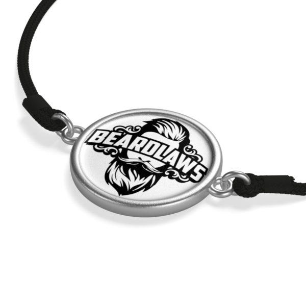 Beard Laws Cord Bracelet - Ashcoin