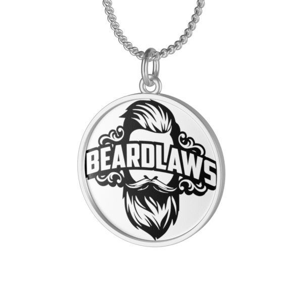 Beard Laws Single Loop Necklace