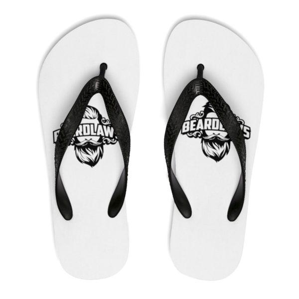 Beard Laws - Unisex Flip-Flops