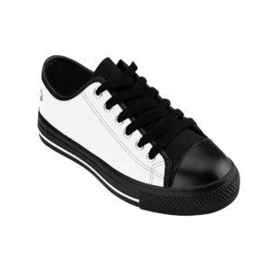 Beard Laws - Women's Sneakers - White