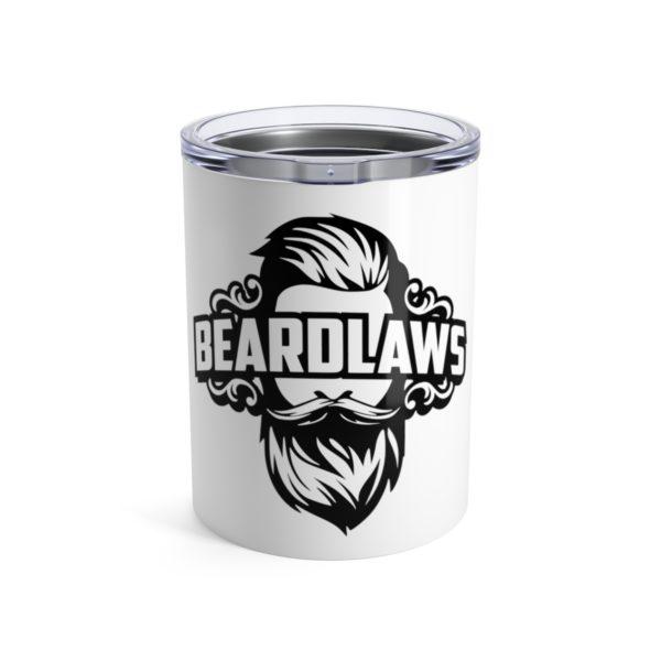 Beard Laws Tumbler 10oz