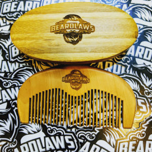 Beard Laws Official Beard Comb