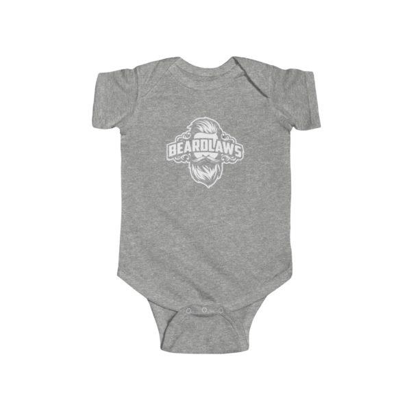 Beard Laws - Infant Fine Jersey Bodysuit