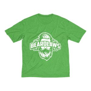 Beard Laws - Men's Heather Dri-Fit Tee