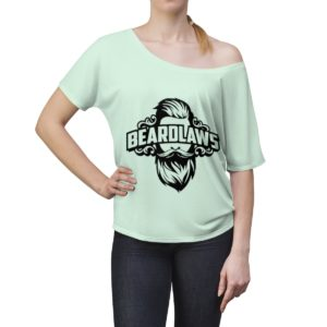 Beard Laws - Women's Slouchy top