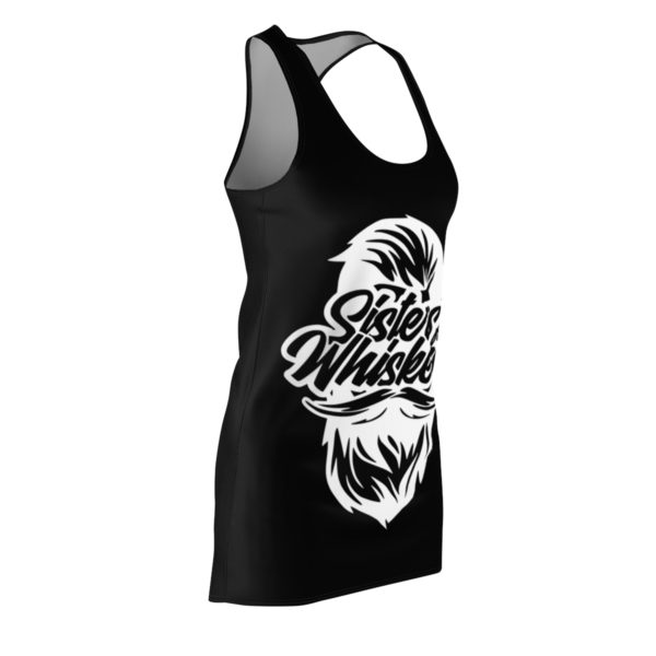 Sisters For Whiskers - Women's Cut & Sew Racerback Dress