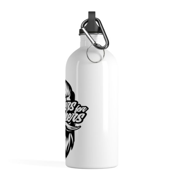 Sisters For Whiskers Stainless Steel Water Bottle