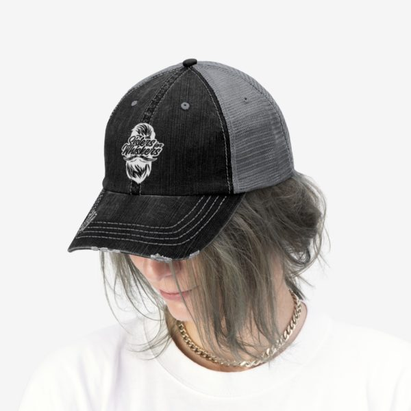 Sisters For Whiskers Unisex Trucker Hat