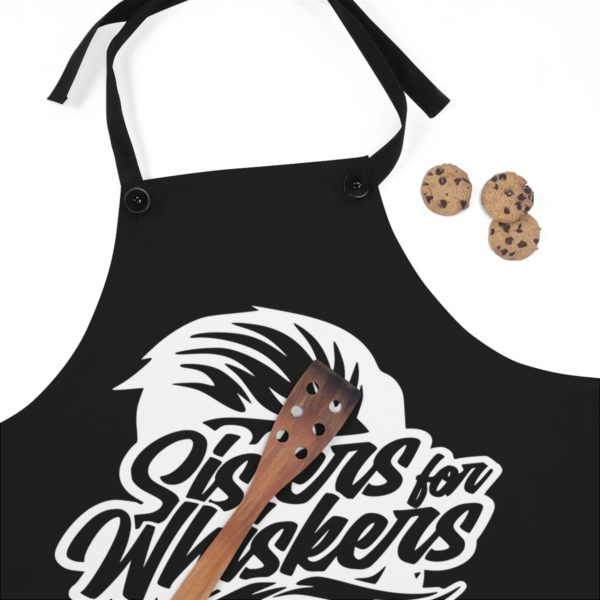 Sisters For Whiskers Apron