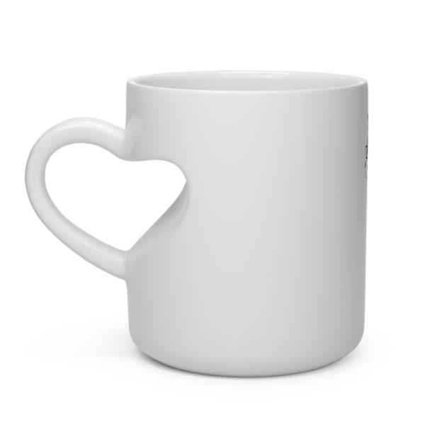 MAF - Heart Shape Mug