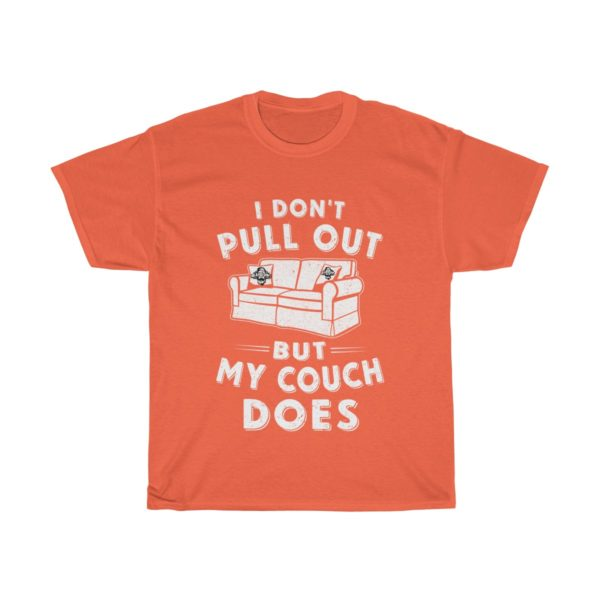 Beard Laws Couch T-Shirt