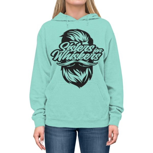 Sisters For Whiskers Lightweight Hoodie