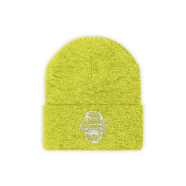 Sisters For Whiskers Knit Beanie