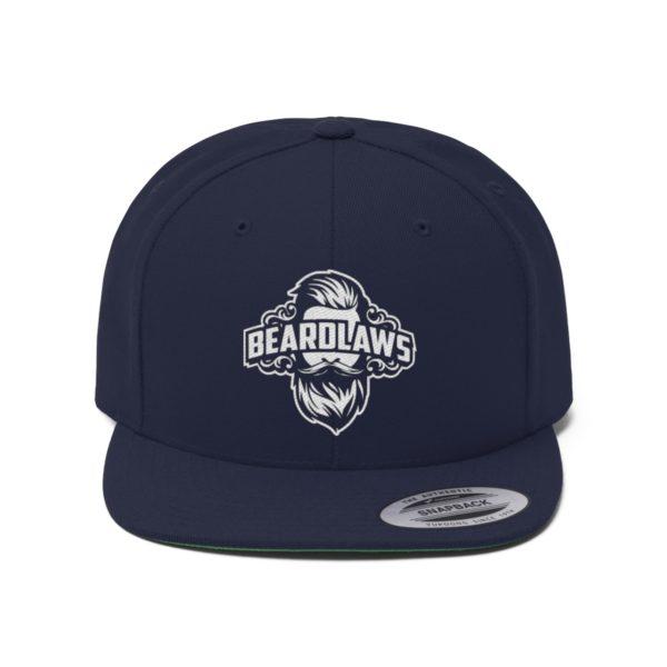 Beard Laws -  Flat Bill Hat