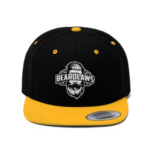Beard Laws -  Flat Bill Hat