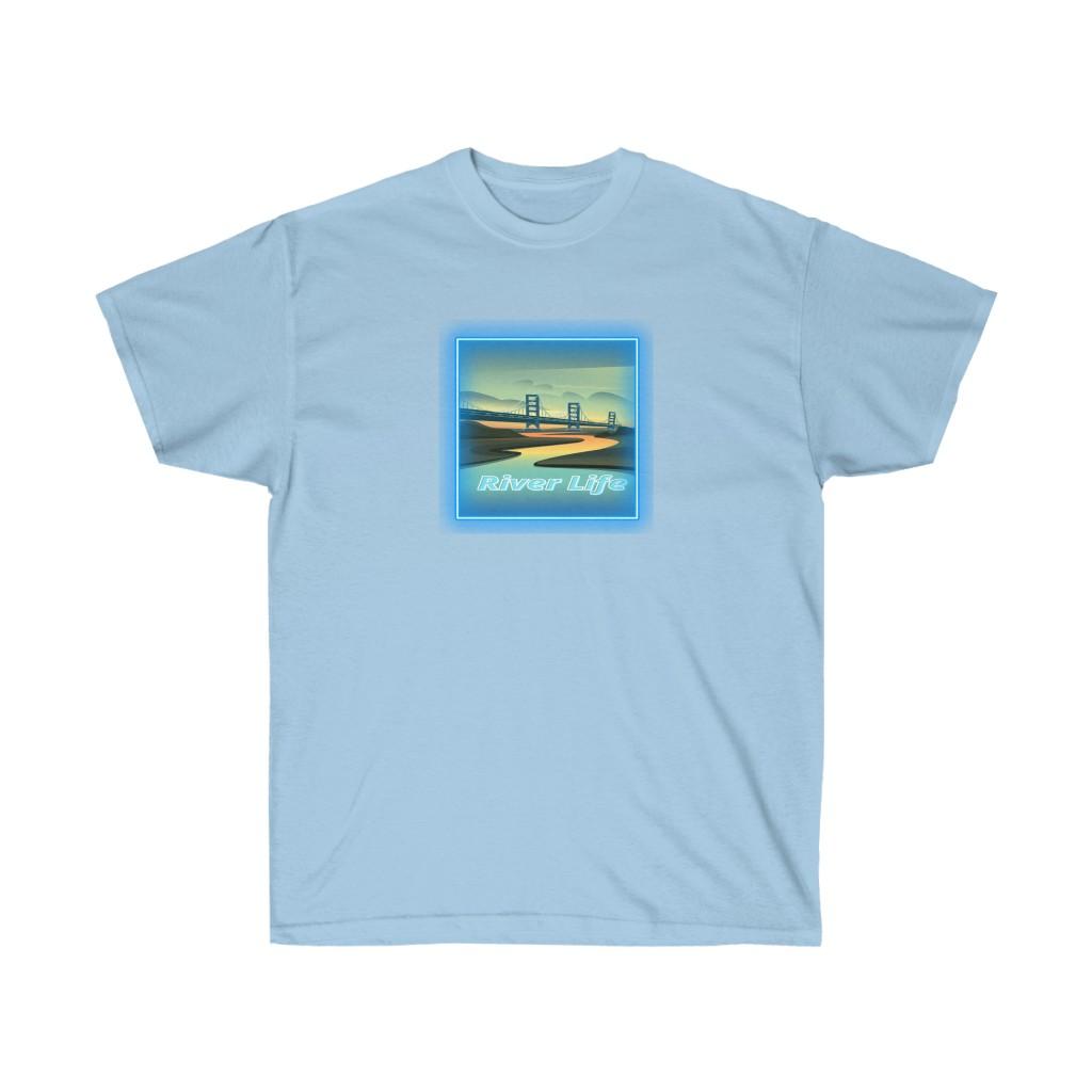 River Life Tee (Blue)
