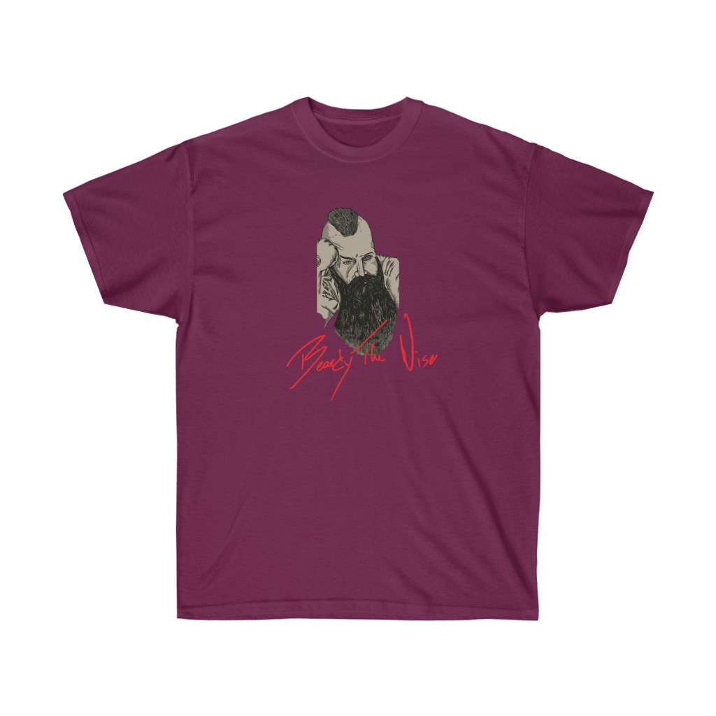 Beardy the Wise Tee