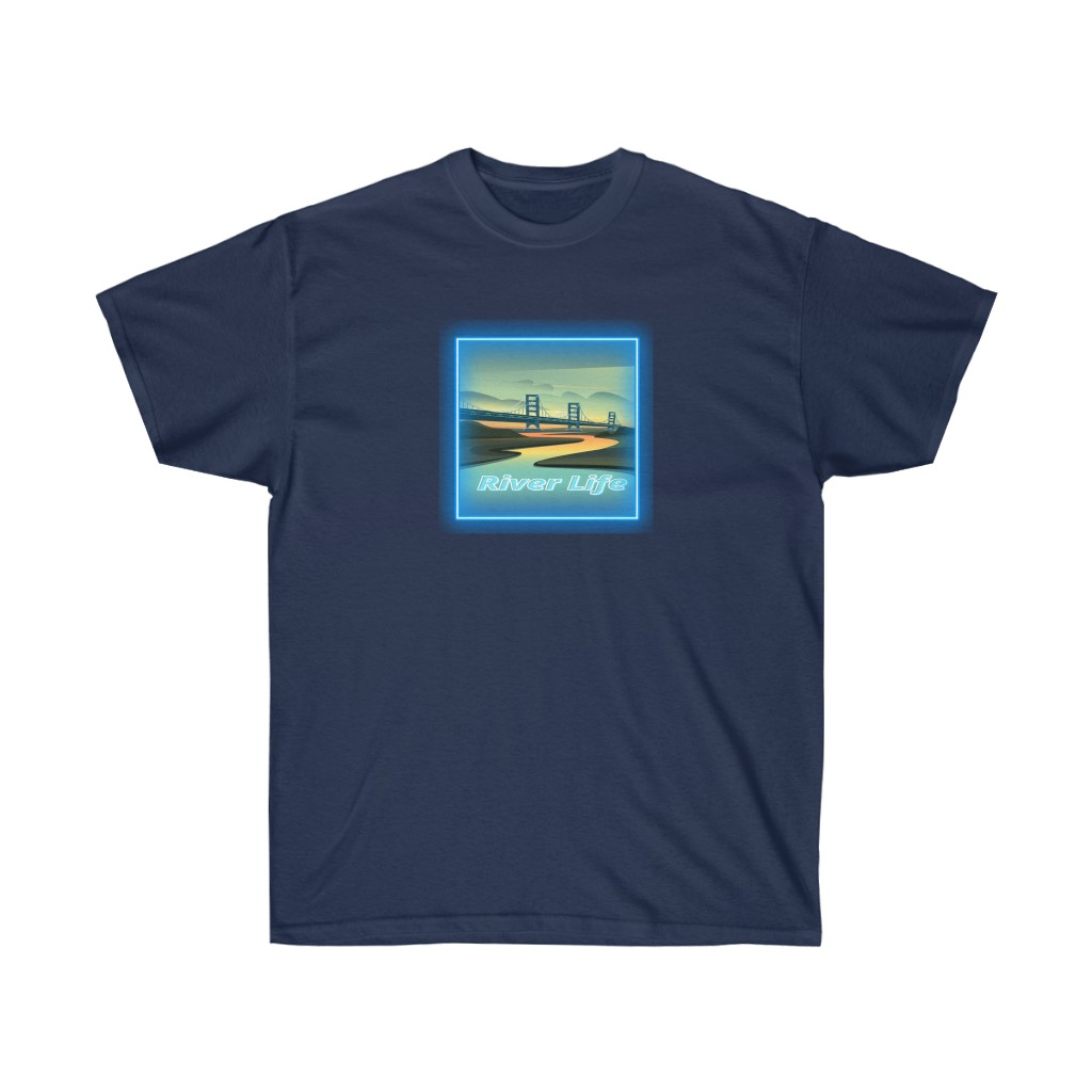 River Life Tee (Blue)