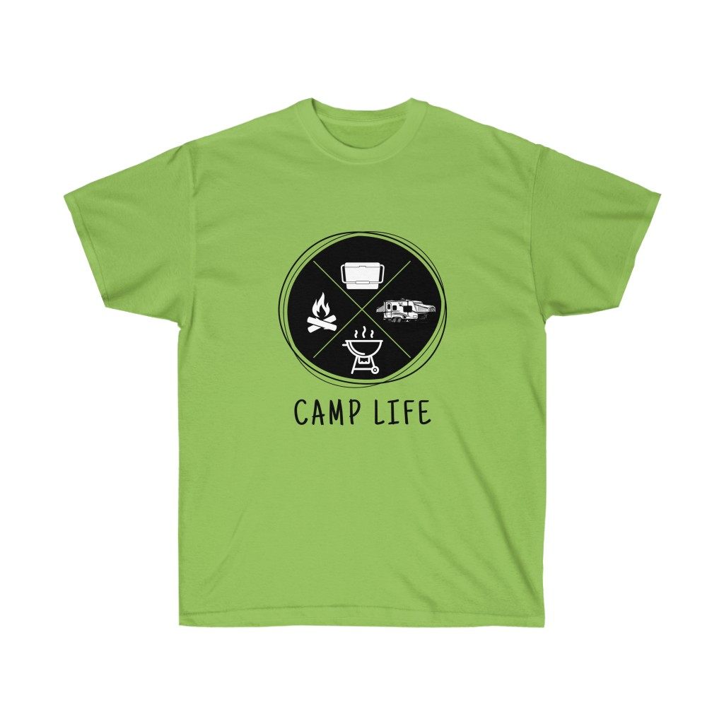 The Happy Camper Tee