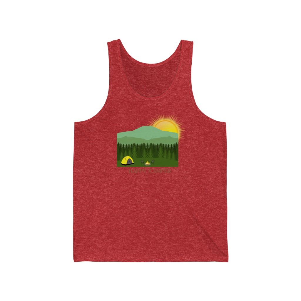 Happy Camper Tank Top