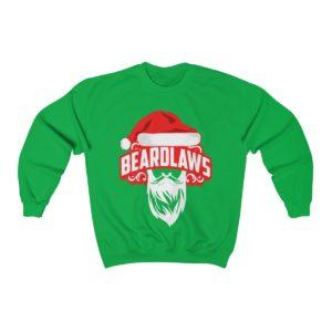 Beard Laws Ugly Sweatshirt