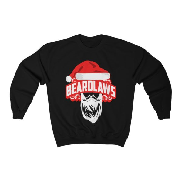 Beard Laws Ugly Sweatshirt