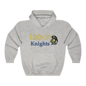 Lisbon Knights Hooded Sweatshirt