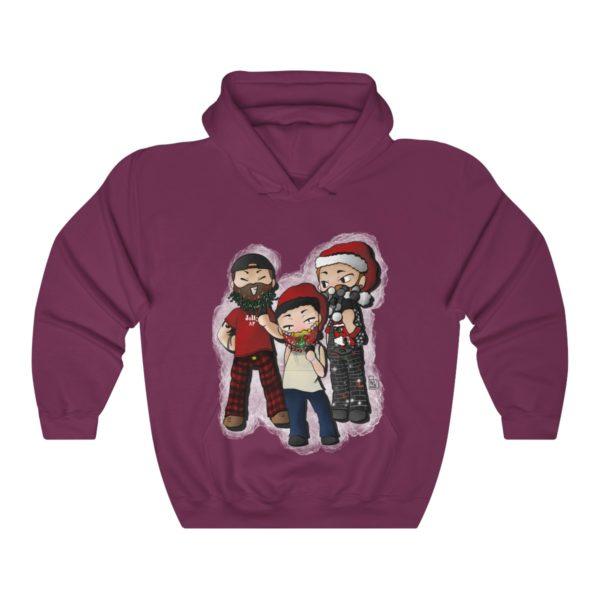 BeardBros Hooded Sweatshirt