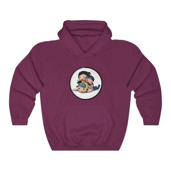 Beard Bros Hooded Sweatshirt