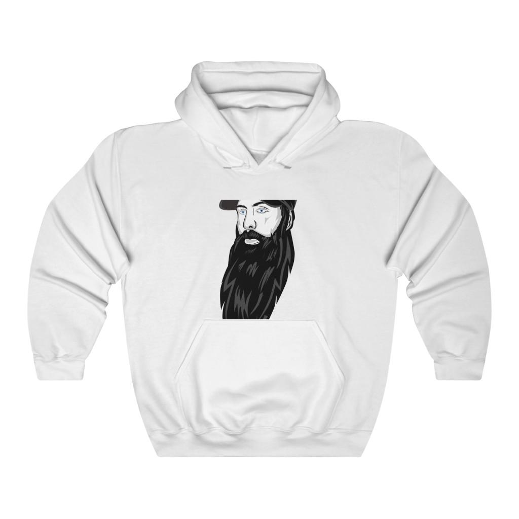 Beard Laws Prez Hooded Sweatshirt