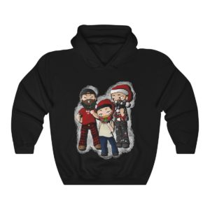 BeardBros Hooded Sweatshirt